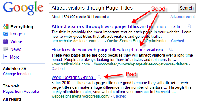 Compelling Titles vs Keyword Titles