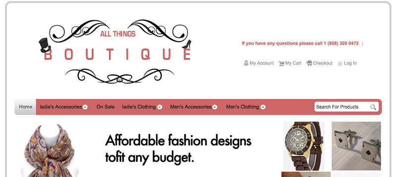 All Things Boutique