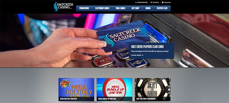 Salt Creek Casino