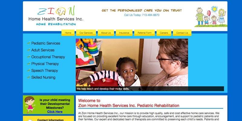 Zion Home Health Services